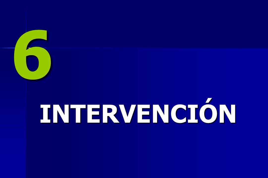 6 INTERVENCIÓN
