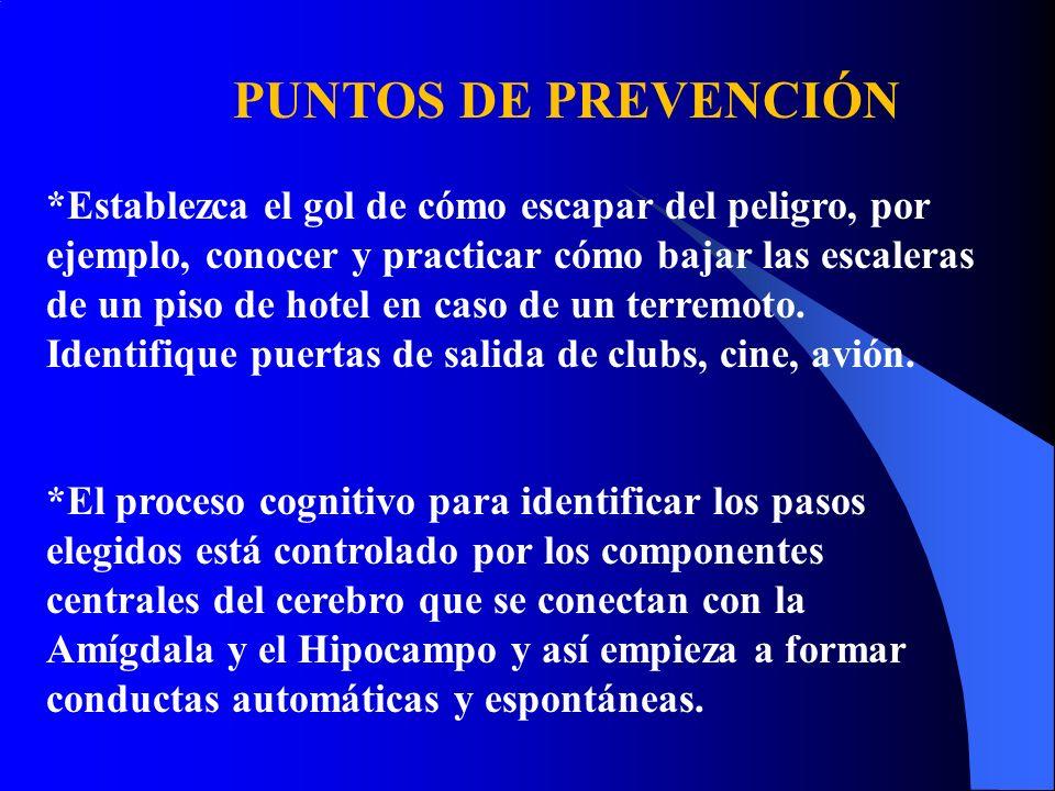 PUNTOS DE PREVENCIÓN