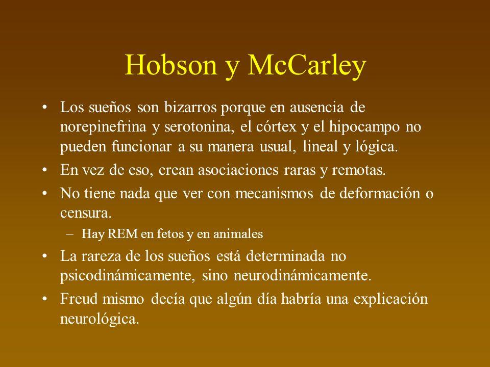 Hobson y McCarley