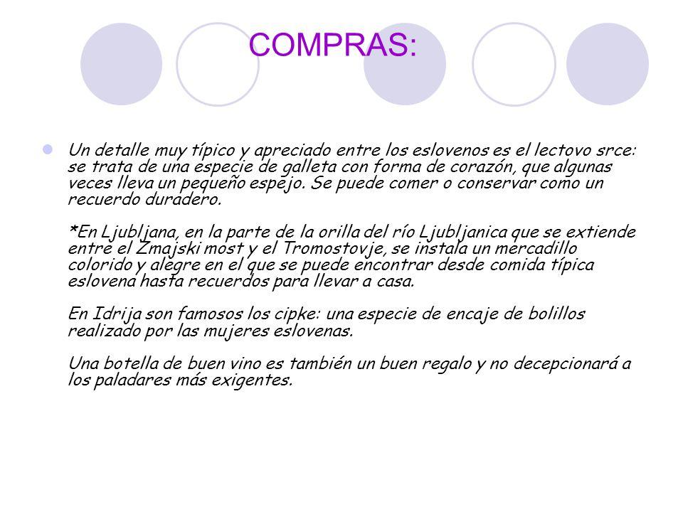COMPRAS: