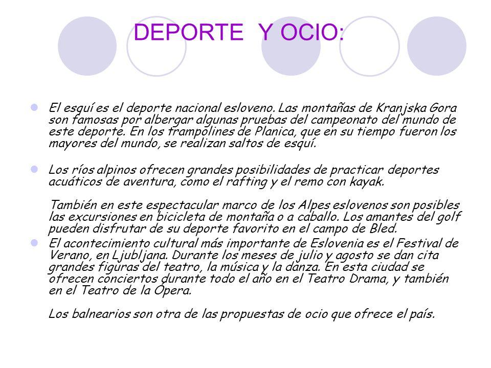DEPORTE Y OCIO: