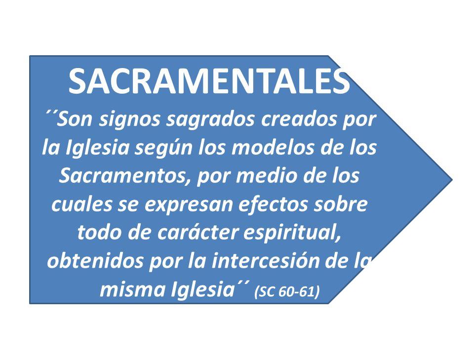 SACRAMENTALES