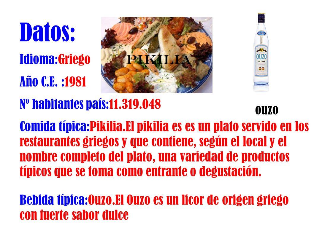 Datos: Idioma:Griego pIkilia Año C.E. :1981