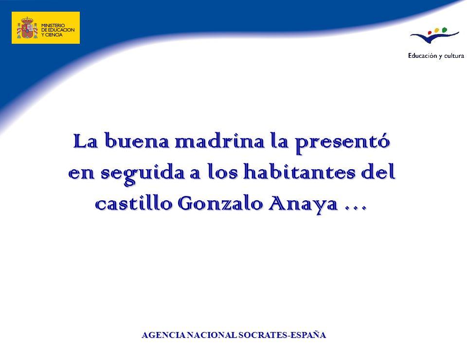 AGENCIA NACIONAL SOCRATES-ESPAÑA