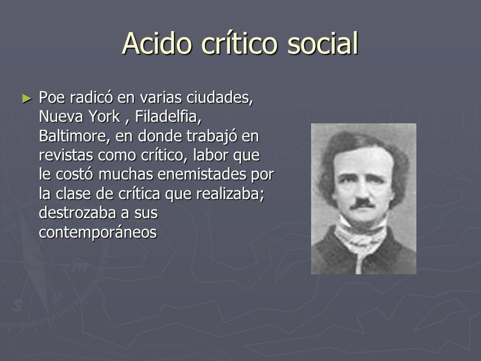 Acido crítico social
