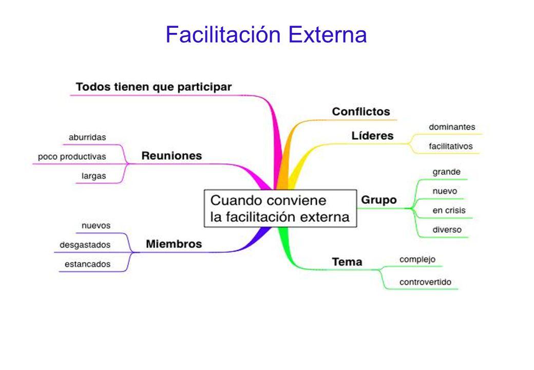 Facilitación Externa