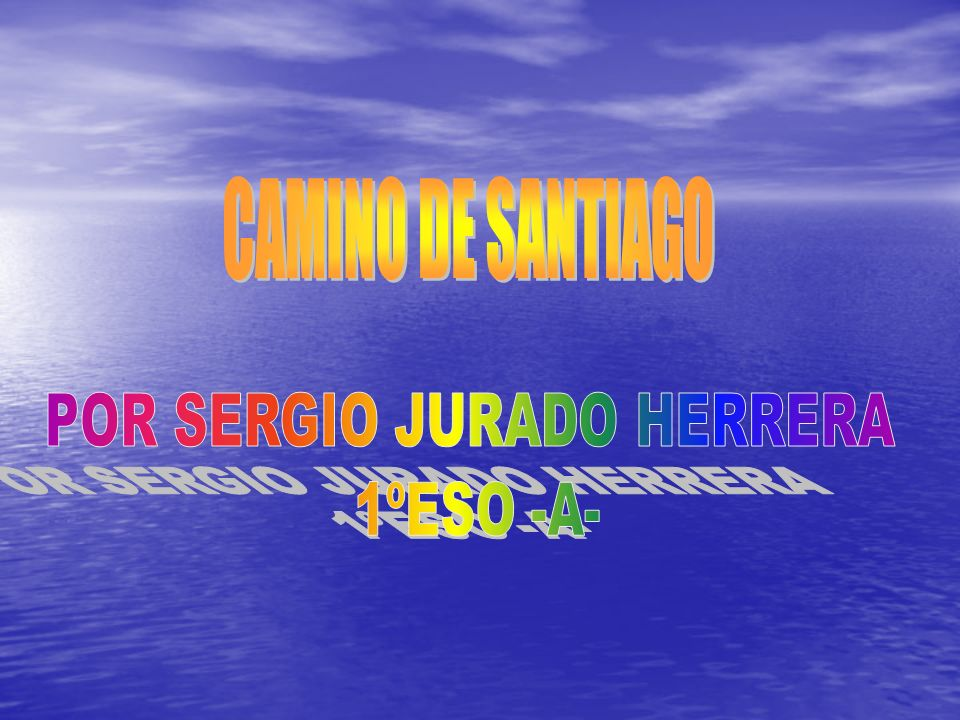 POR SERGIO JURADO HERRERA