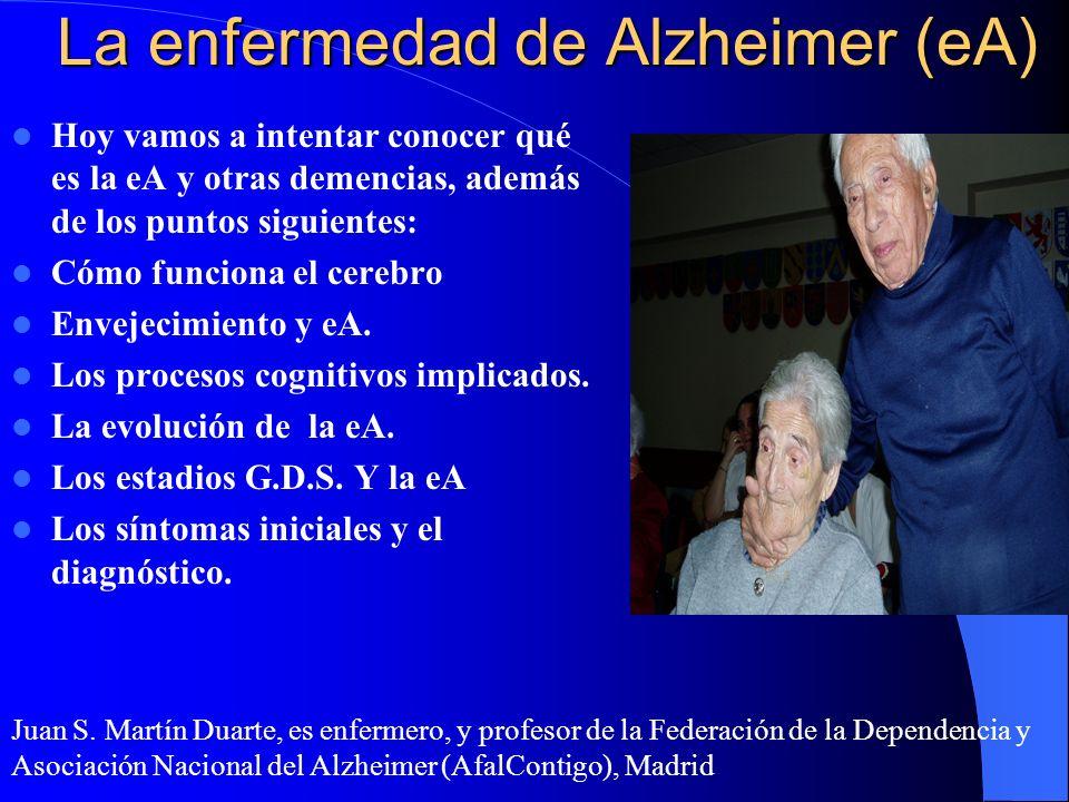 La enfermedad de Alzheimer (eA)