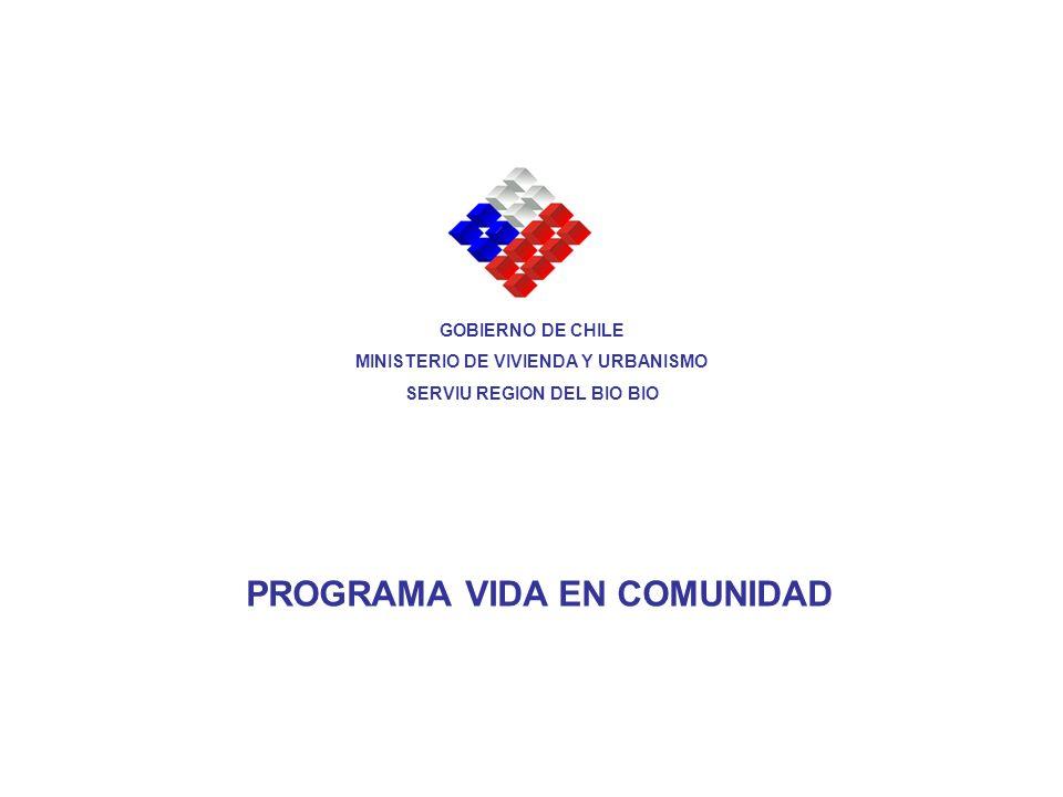 PROGRAMA VIDA EN COMUNIDAD