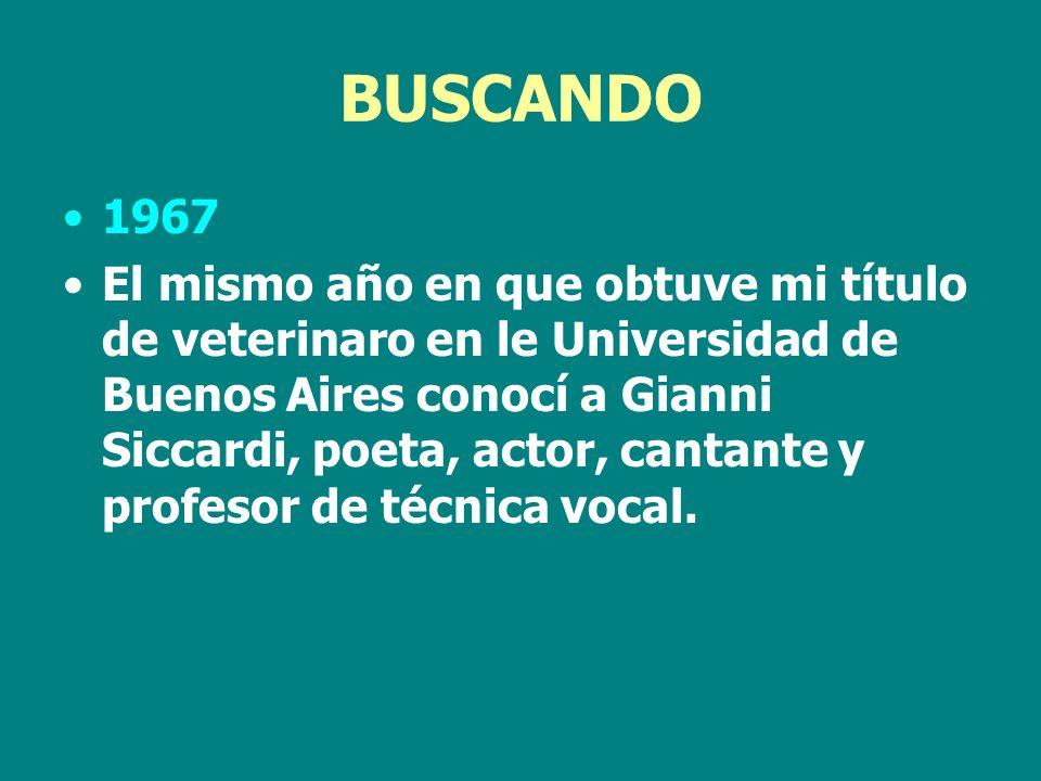 BUSCANDO 1967.