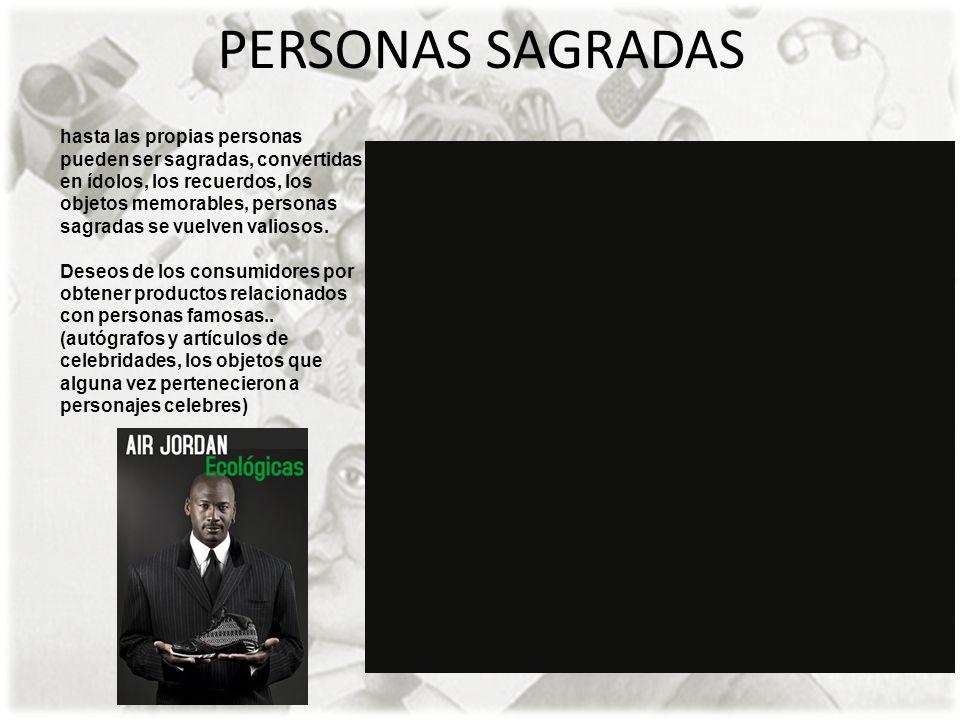 PERSONAS SAGRADAS