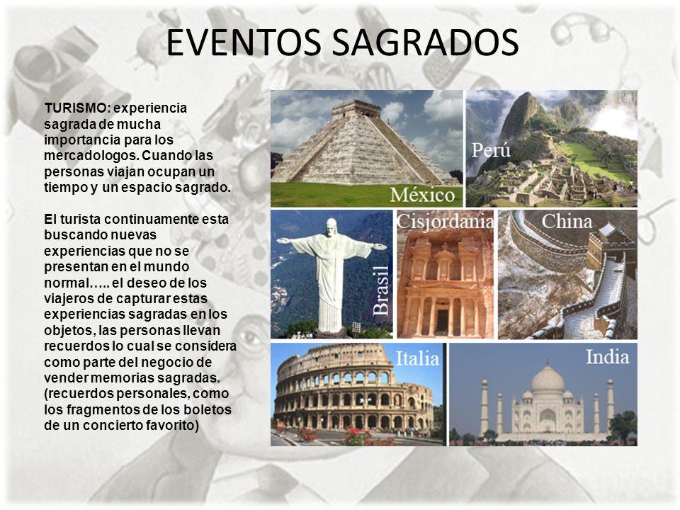 EVENTOS SAGRADOS