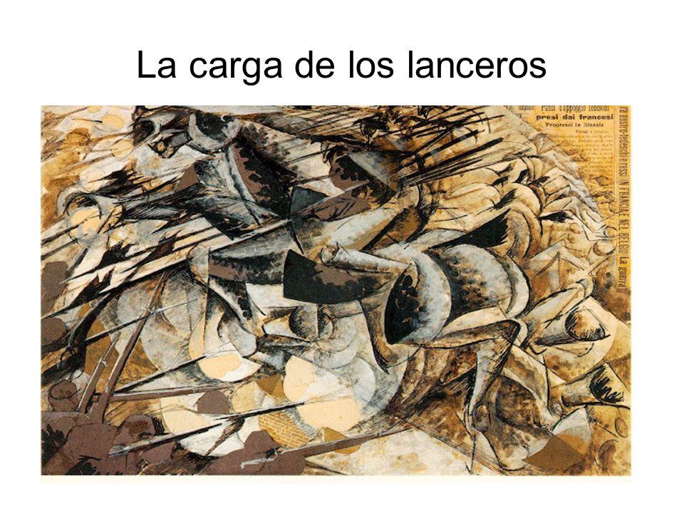 La carga de los lanceros