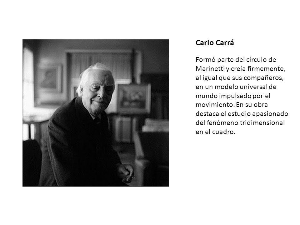 Carlo Carrá
