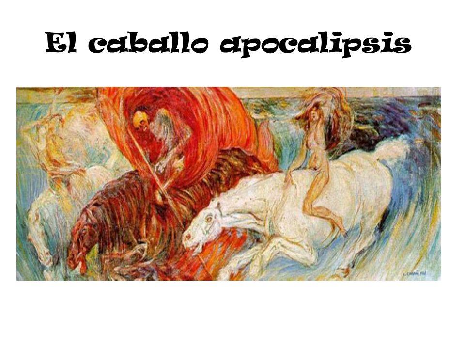 El caballo apocalipsis