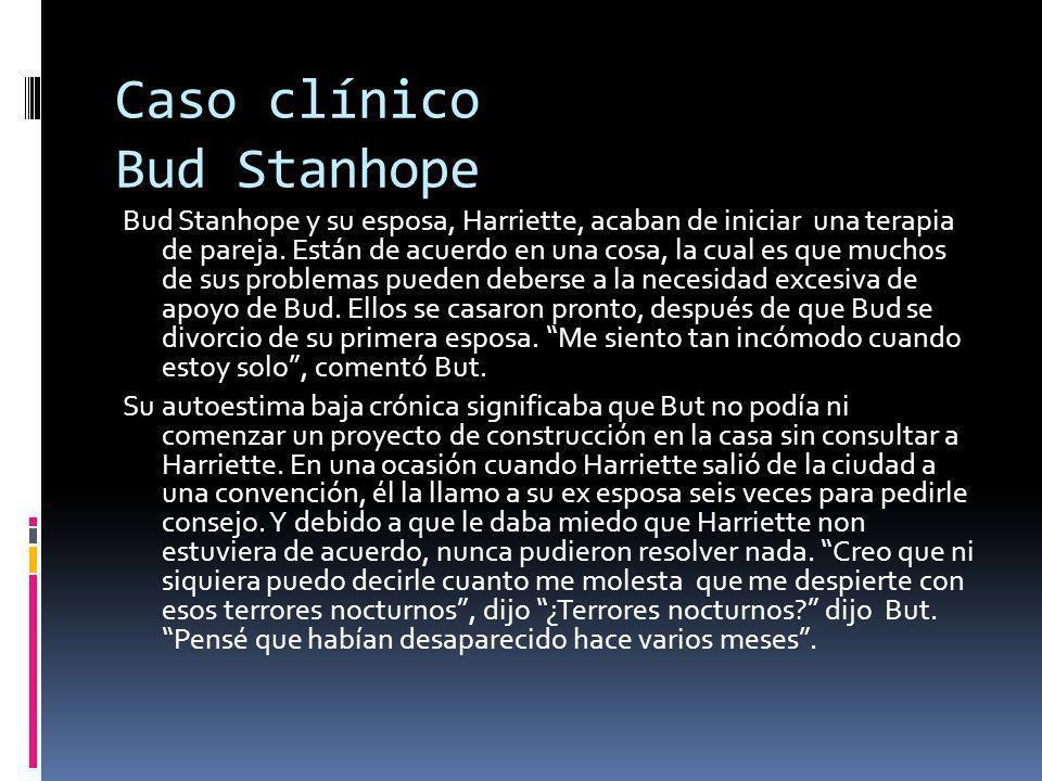 Caso clínico Bud Stanhope