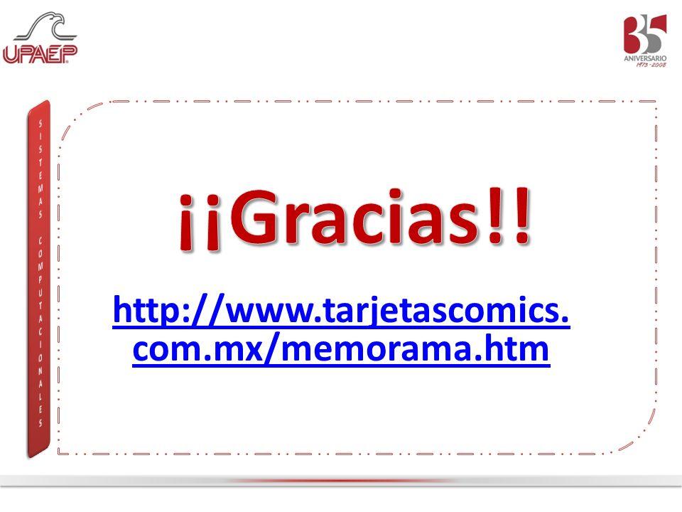¡¡Gracias!! http://www.tarjetascomics.com.mx/memorama.htm