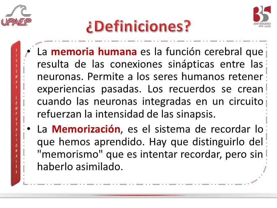 ¿Definiciones