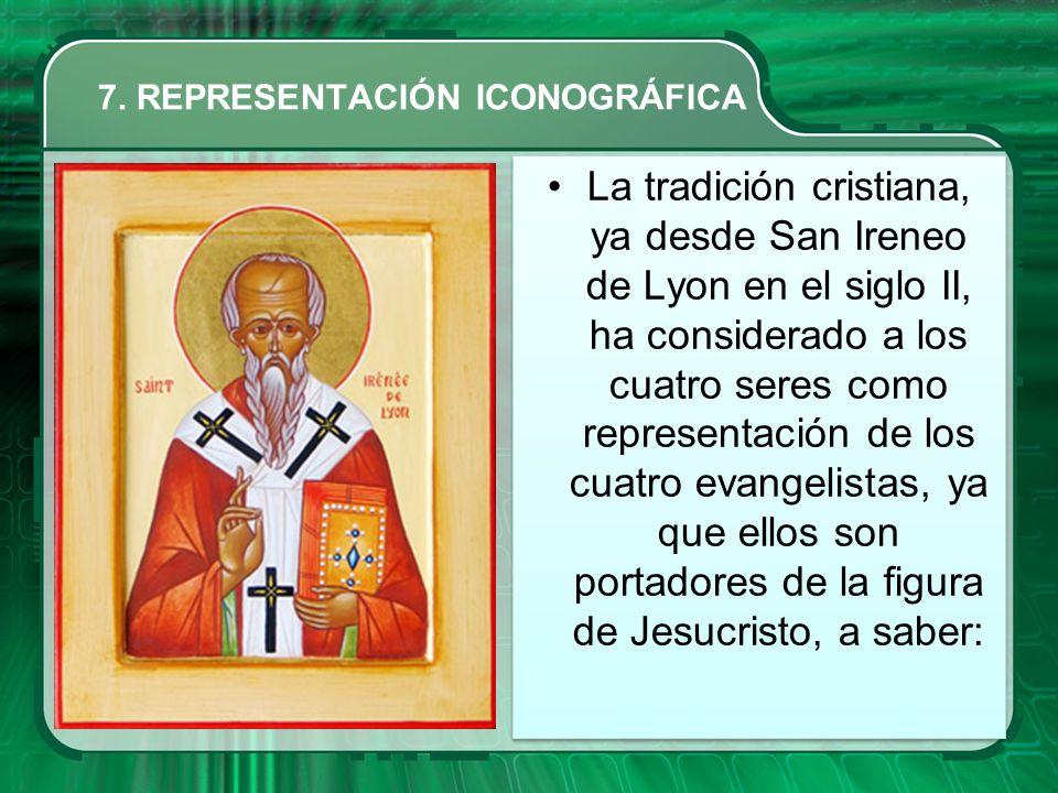 7. REPRESENTACIÓN ICONOGRÁFICA