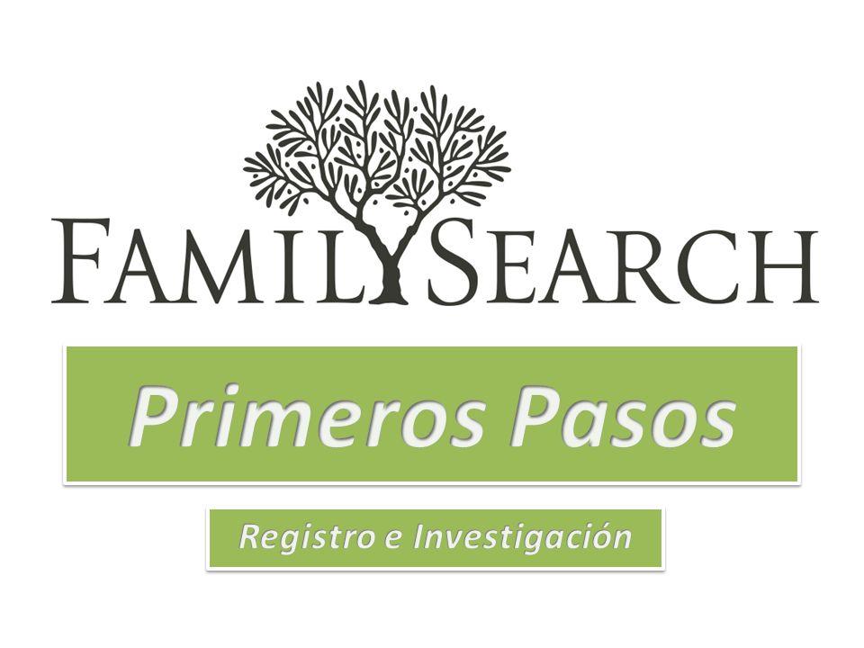 Registro e Investigación