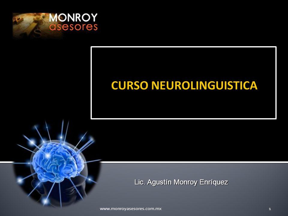 CURSO NEUROLINGUISTICA