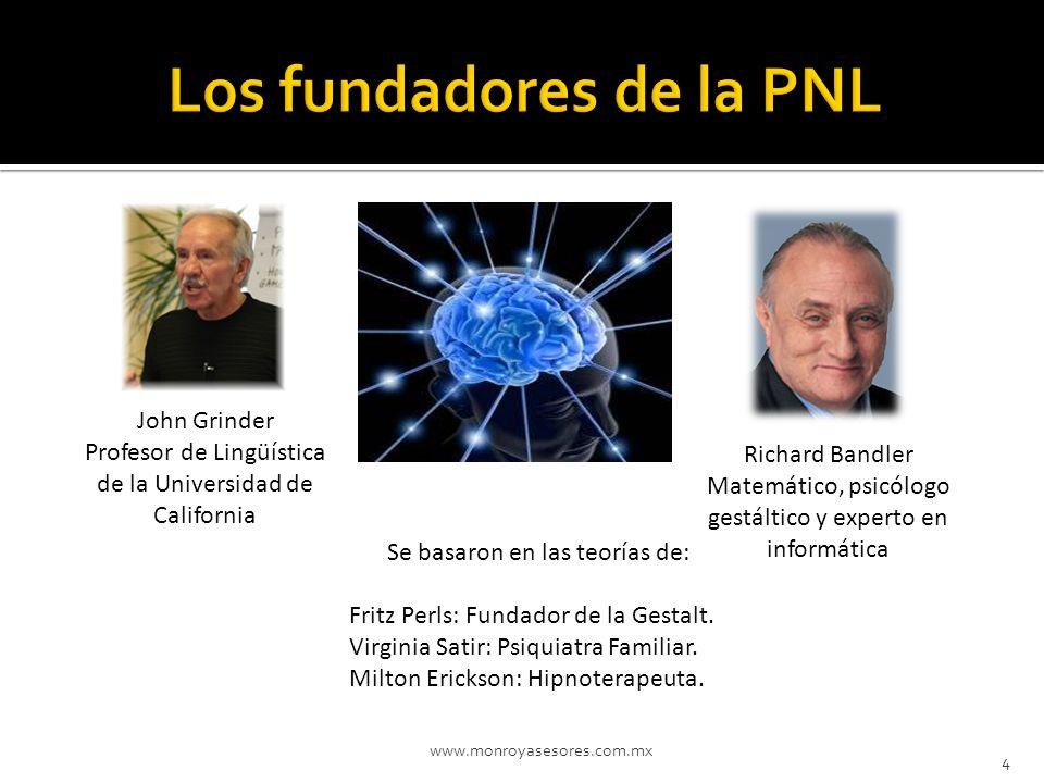 Los fundadores de la PNL
