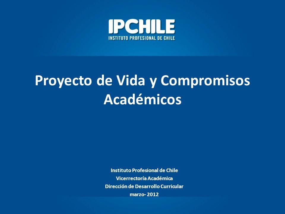 Proyecto de Vida y Compromisos Académicos
