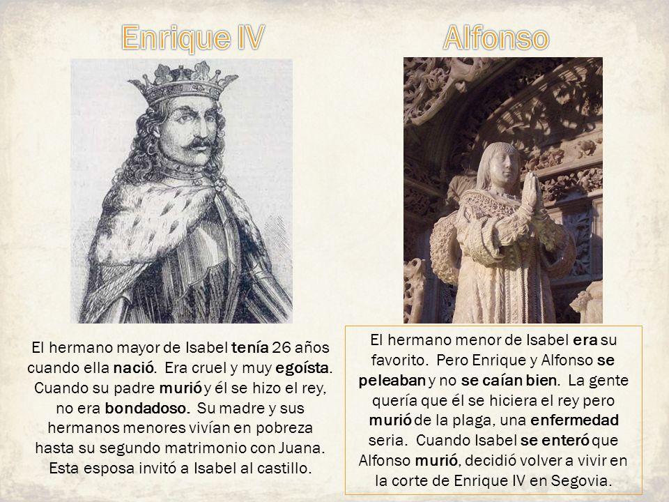Enrique IV Alfonso.