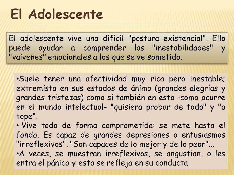 El Adolescente
