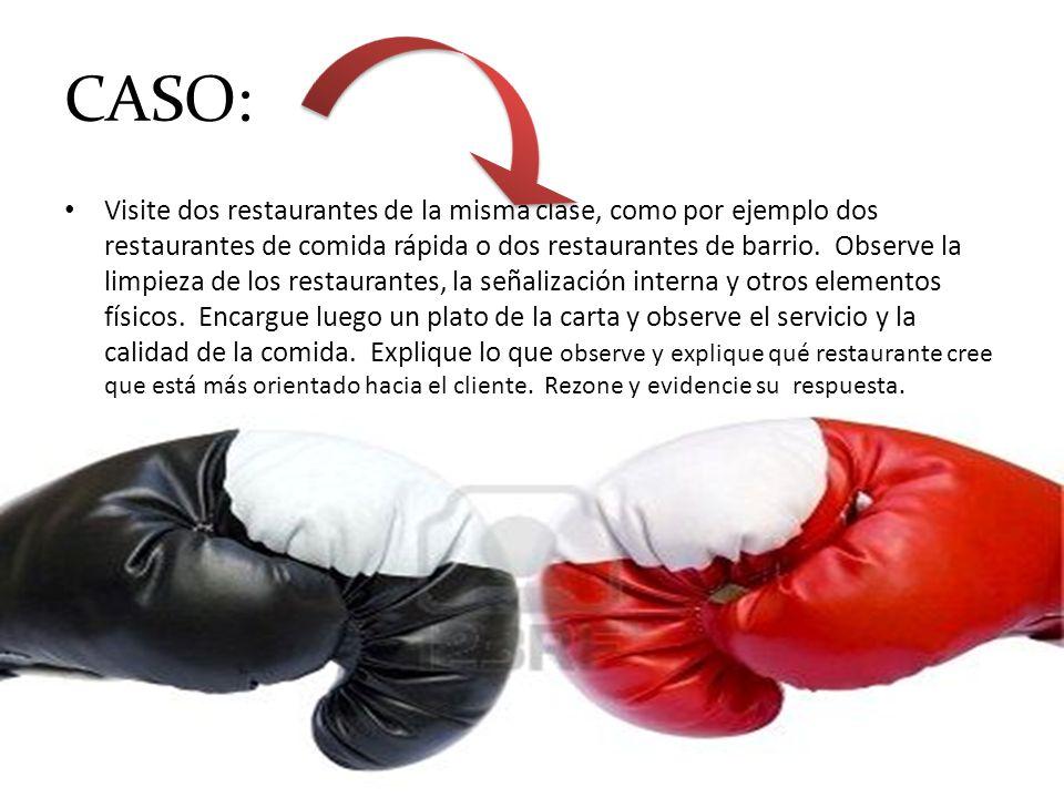 CASO: