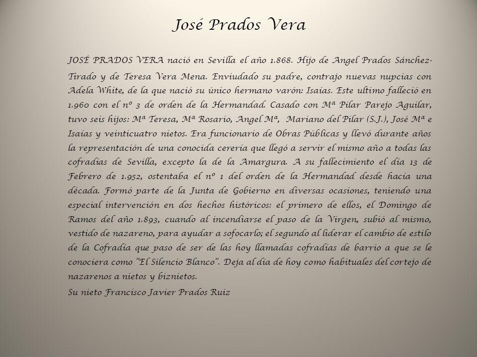 José Prados Vera