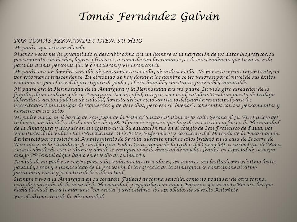 Tomás Fernández Galván