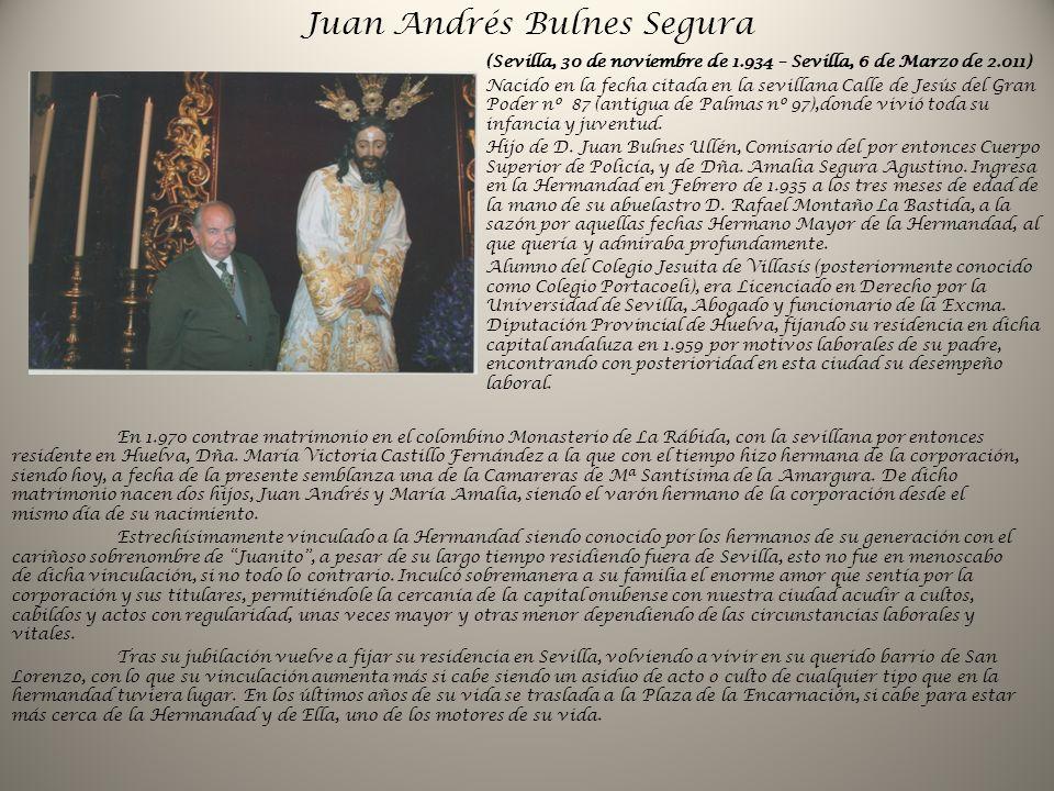 Juan Andrés Bulnes Segura