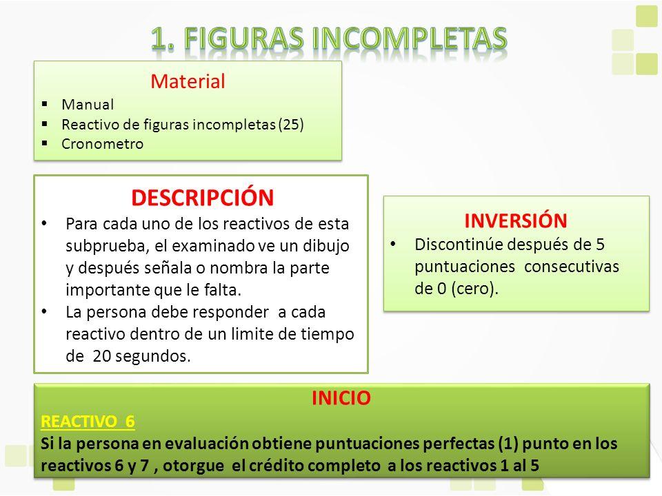 1. Figuras incompletas Material INVERSIÓN INICIO