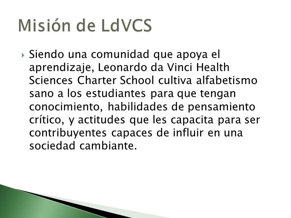 Misión de LdVCS