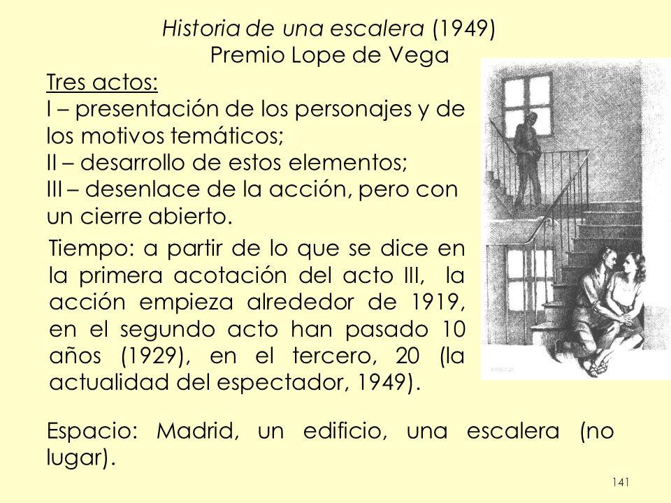 Historia de una escalera (1949)