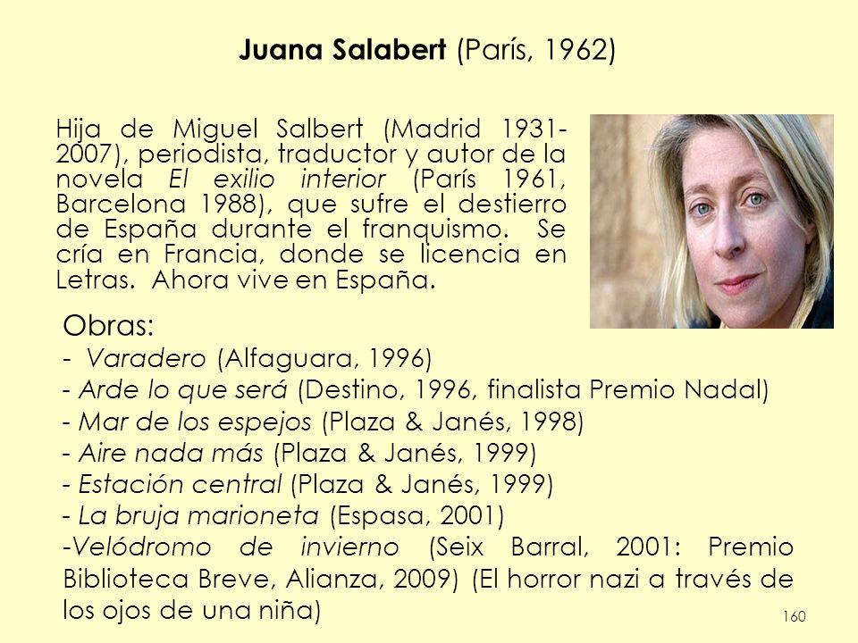 Juana Salabert (París, 1962)
