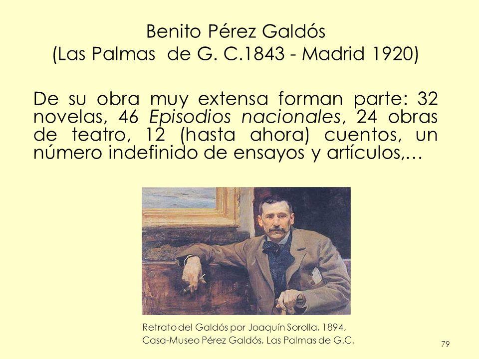 (Las Palmas de G. C.1843 - Madrid 1920)