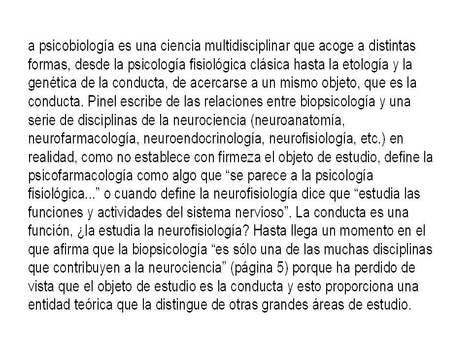 Continuación de biosicologia