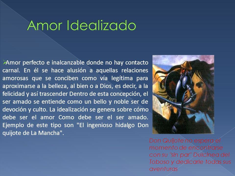 Amor Idealizado