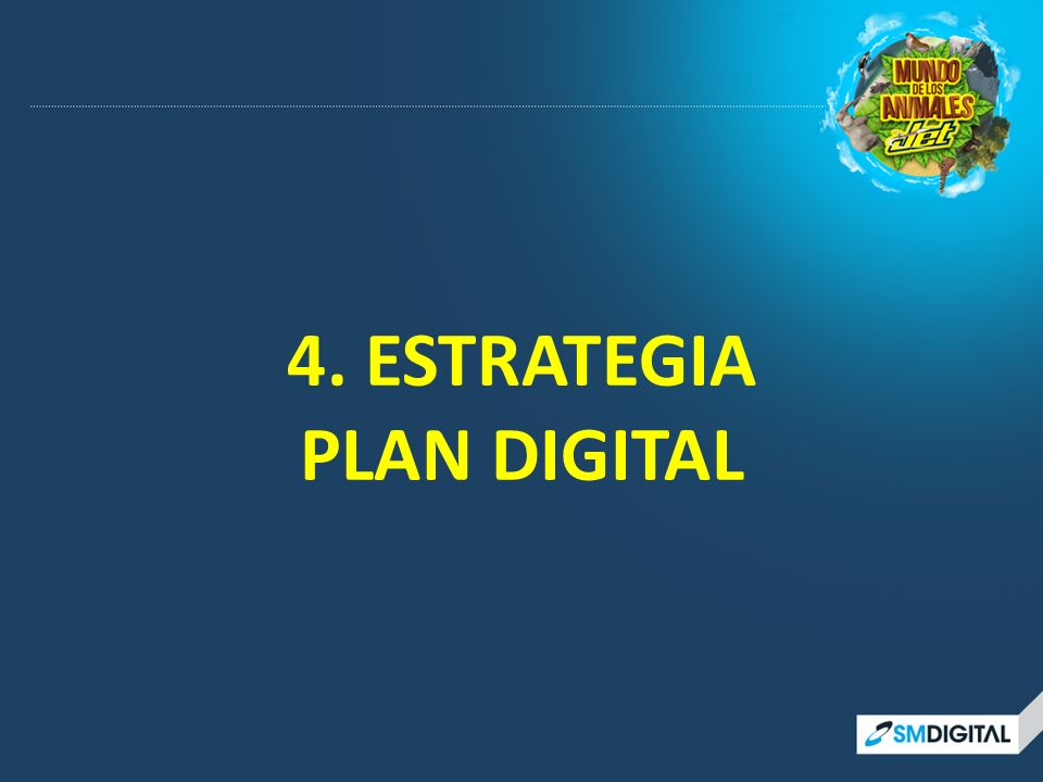 4. ESTRATEGIA PLAN DIGITAL