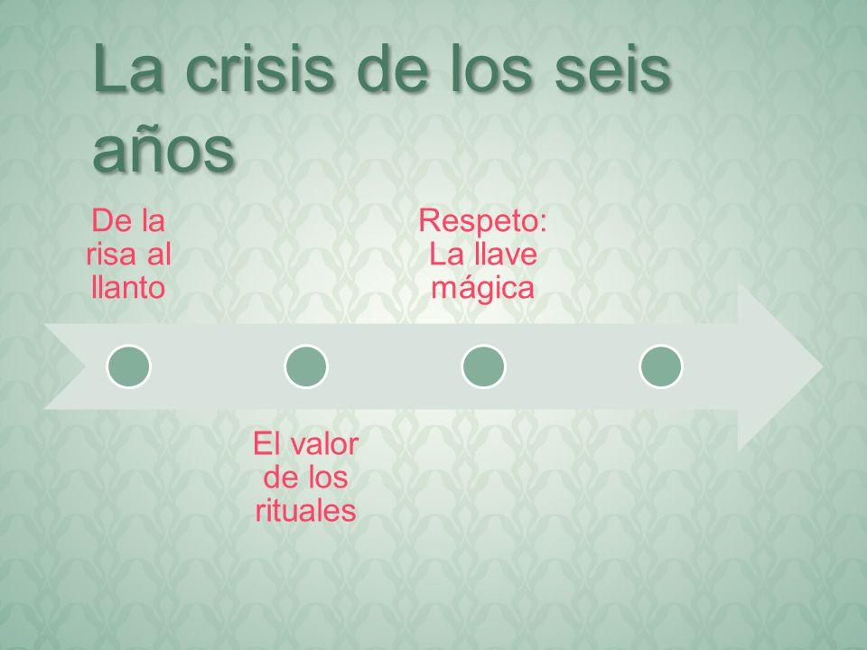 La crisis de los seis años