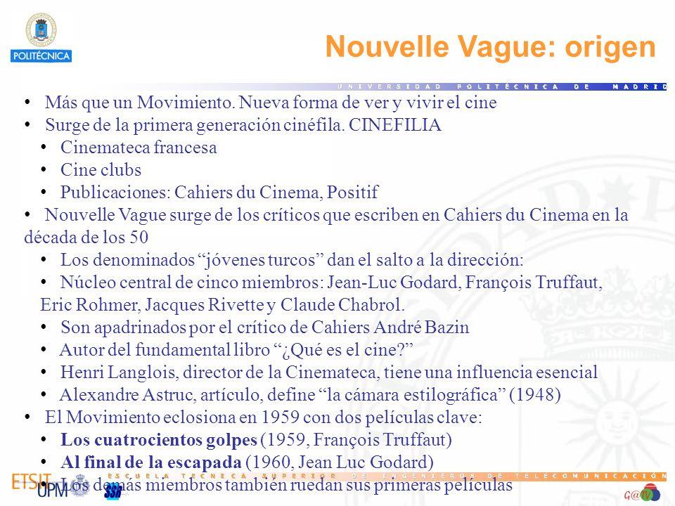 Nouvelle Vague: origen