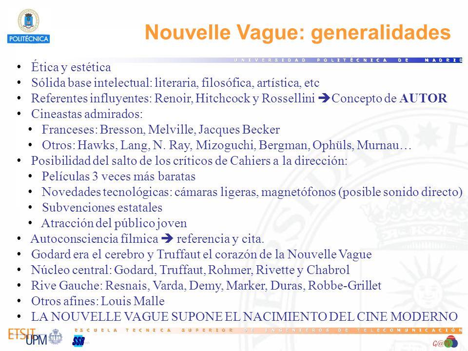 Nouvelle Vague: generalidades