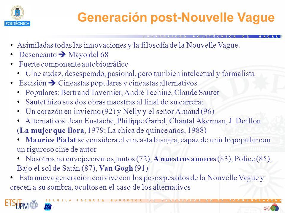 Generación post-Nouvelle Vague