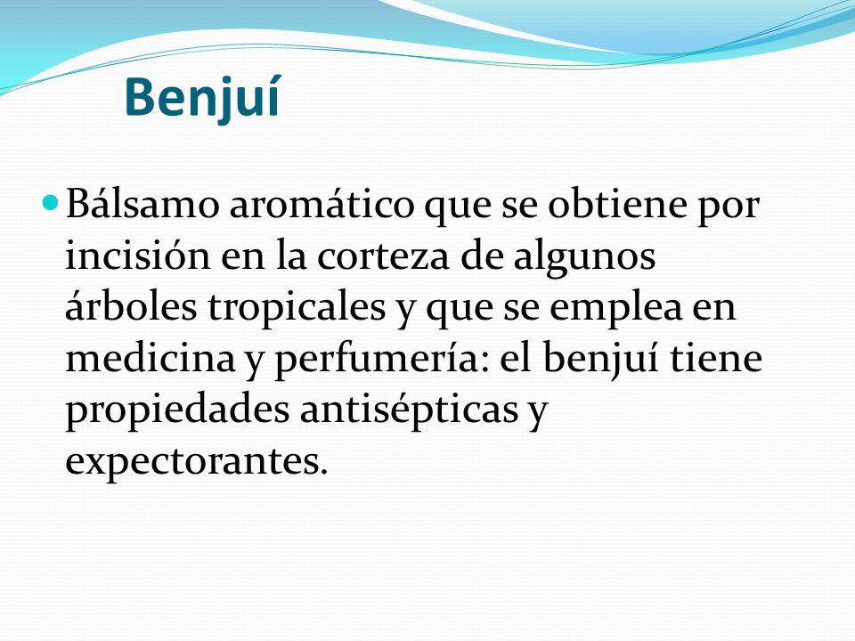 Benjuí