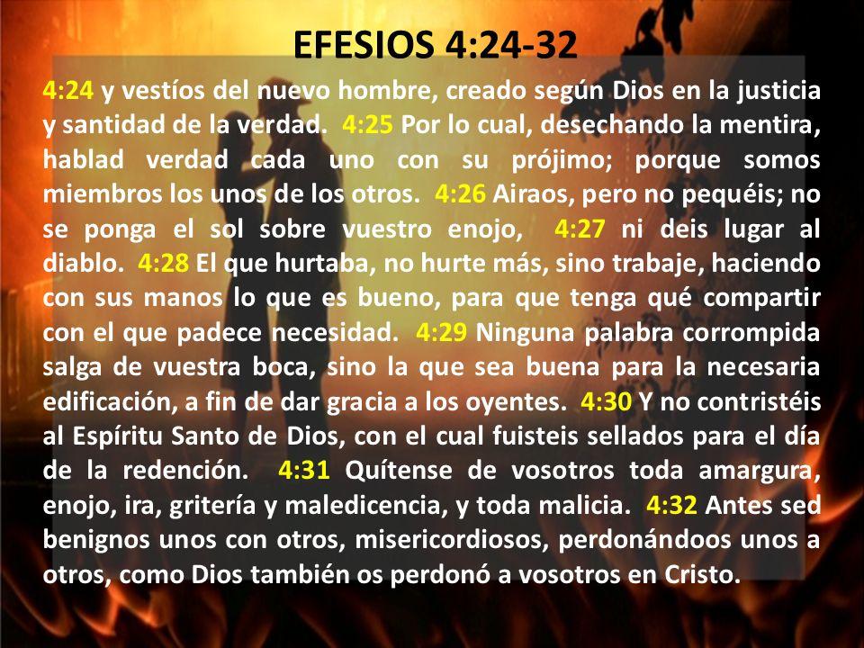 EFESIOS 4:24-32