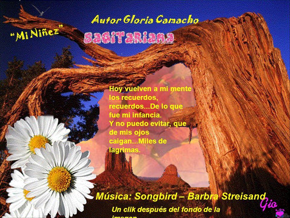 Música: Songbird – Barbra Streisand