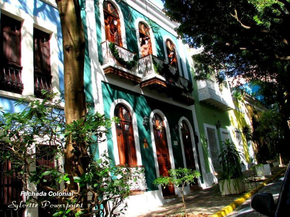 Fachada Colonial