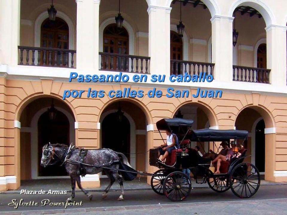 por las calles de San Juan